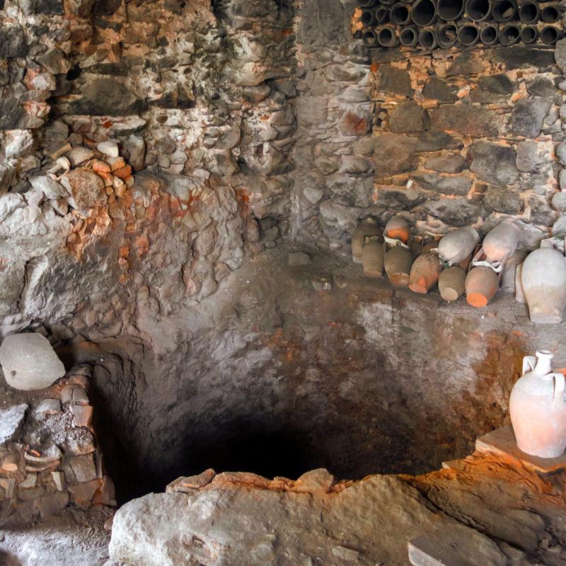 Forno seicentesco sito nel centro storico di Squillace