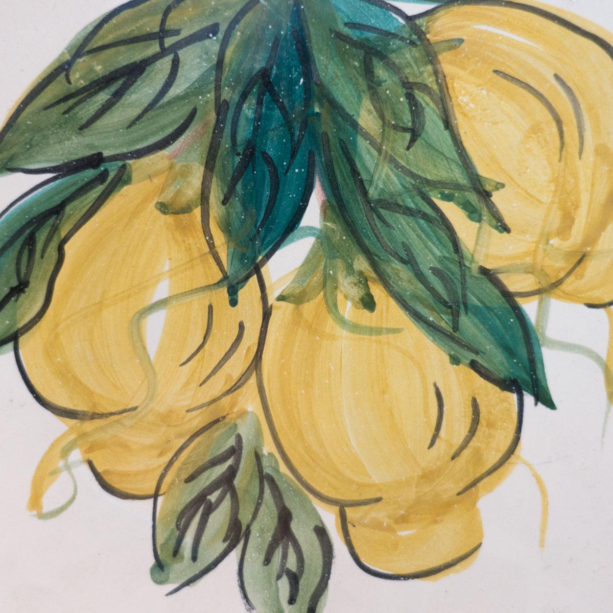 DECORATO. I limoni